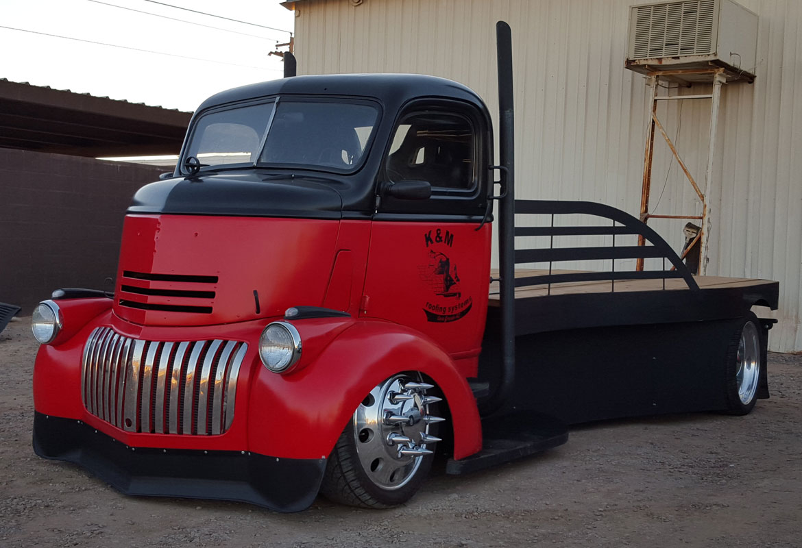 Chevrolet Suburban Modified >> 1946 Cab Over Engine